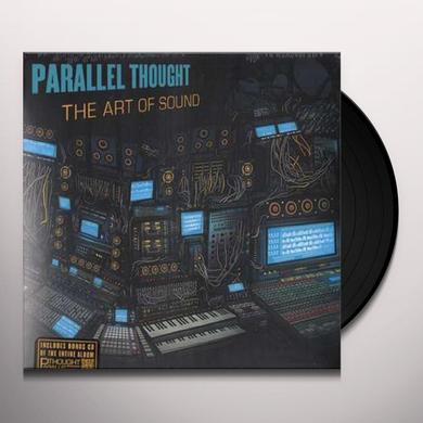 Parallel Thought ART OF SOUND Vinyl Record - w/CD