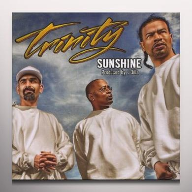 Trinity SUNSHINE Vinyl Record - Clear Vinyl