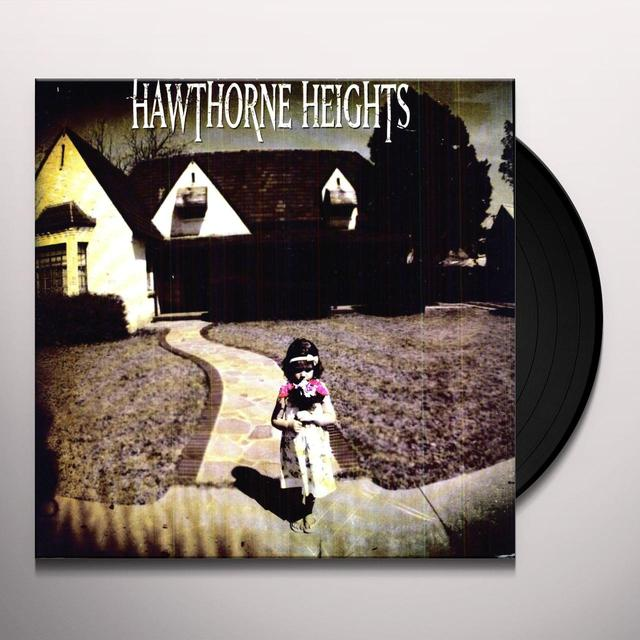 Hawthorne Heights SILENCE IN BLACK AND WHITE Vinyl Record