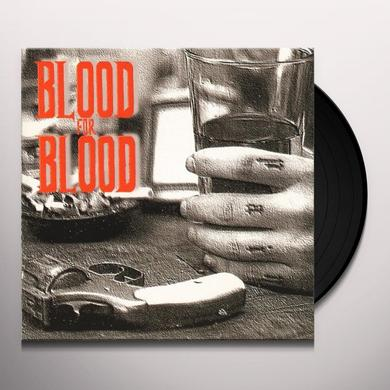 Blood For Blood SPIT MY LAST BREATH Vinyl Record