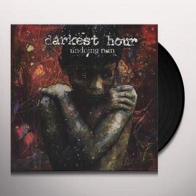 Darkest Hour UNDOING RUIN Vinyl Record