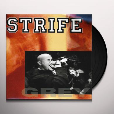 Strife GREY Vinyl Record