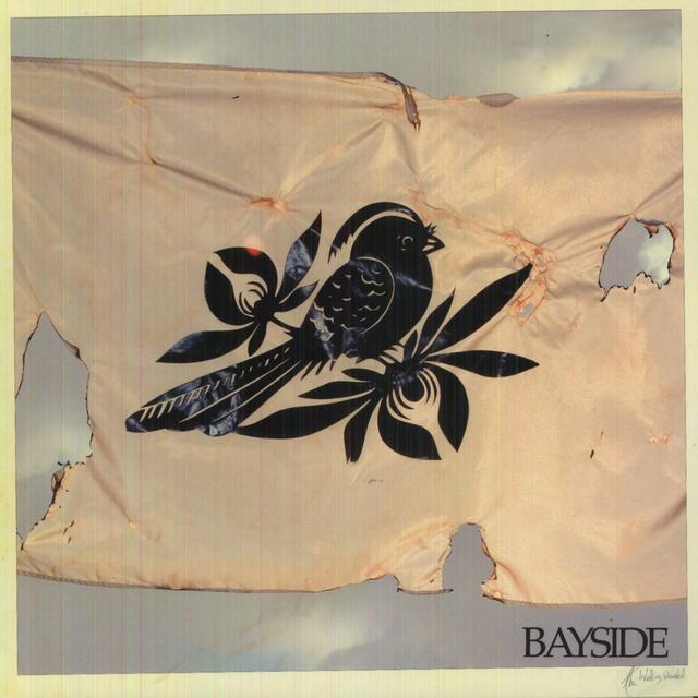 Bayside WALKING WOUNDED Vinyl Record