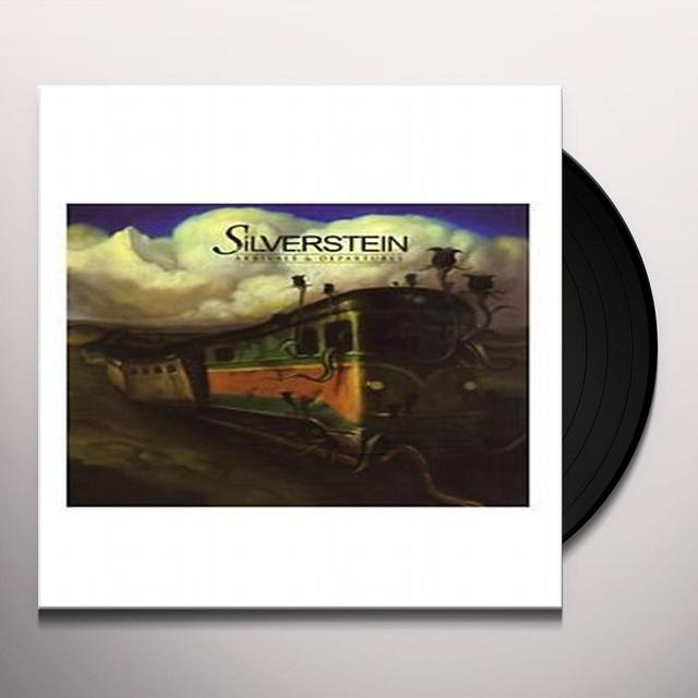 Silverstein ARRIVALS & DEPARTURES Vinyl Record