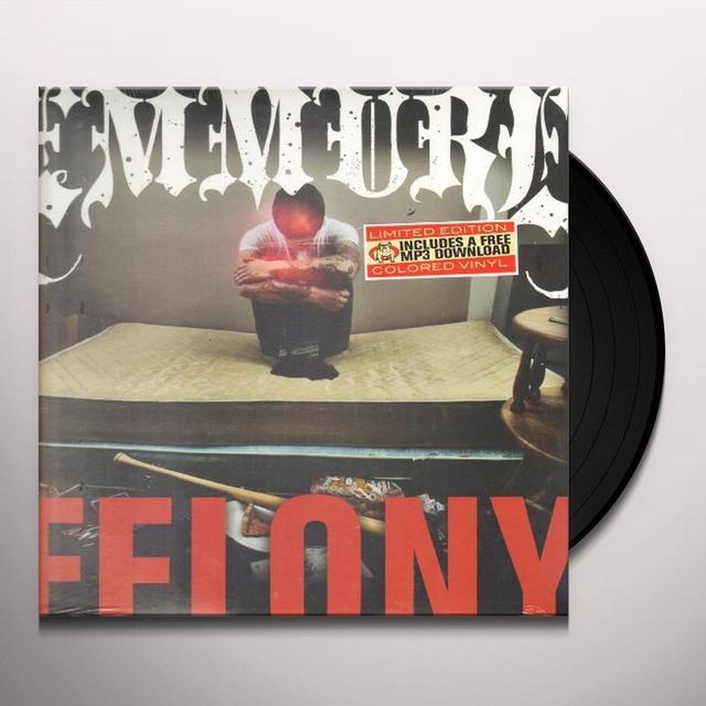 Emmure FELONY Vinyl Record