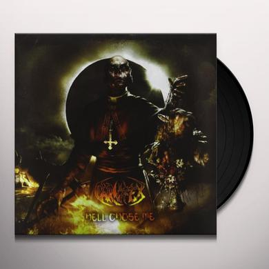 Carnifex HELL CHOSE ME Vinyl Record