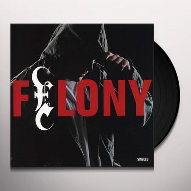 Emmure FELONY SINGLES Vinyl Record