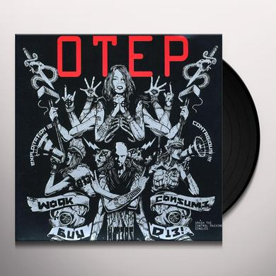 Otep SMASH THE CONTROL MACHINE SINGLES Vinyl Record