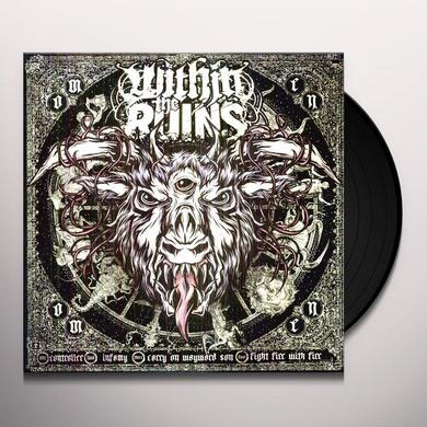 Within The Ruins OMEN Vinyl Record