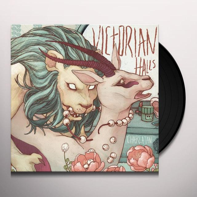 Victorian Halls CHARLATAN Vinyl Record