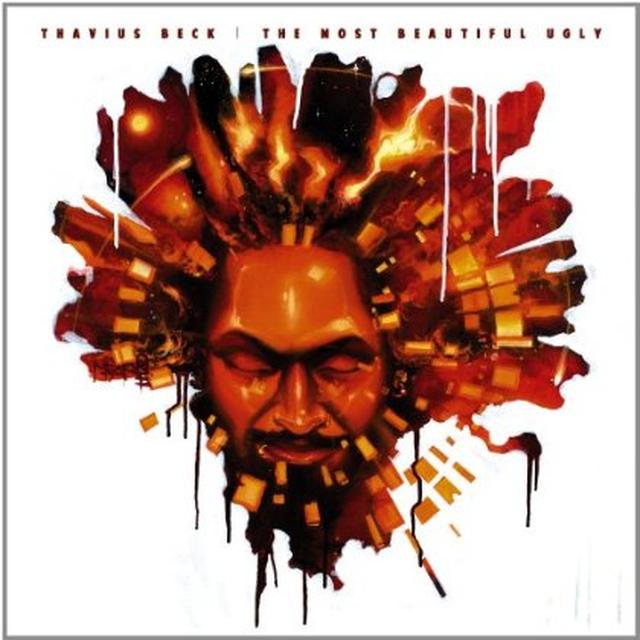 Thavius Beck MOST BEAUTIFUL UGLY (DLCD) (Vinyl)
