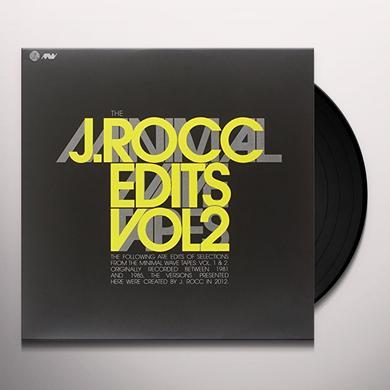 J-Rocc MINIMAL WAVE EDITS 2 Vinyl Record