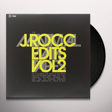 J-Rocc MINIMAL WAVE EDITS 2 (EP) Vinyl Record