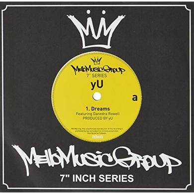 Mello Music Group 7 Series YU Vinyl Record