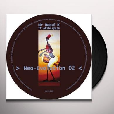 Mr Raoul K NEO-EVOLUTION 02 (EP) Vinyl Record