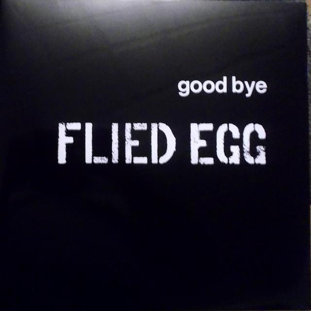 Flied Egg GOOD BYE Vinyl Record - Reissue