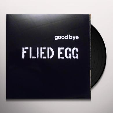 Flied Egg GOOD BYE Vinyl Record