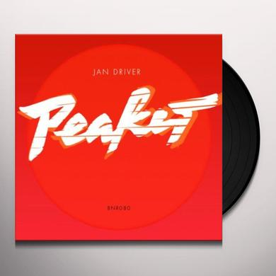 Jan Driver PEAKER Vinyl Record
