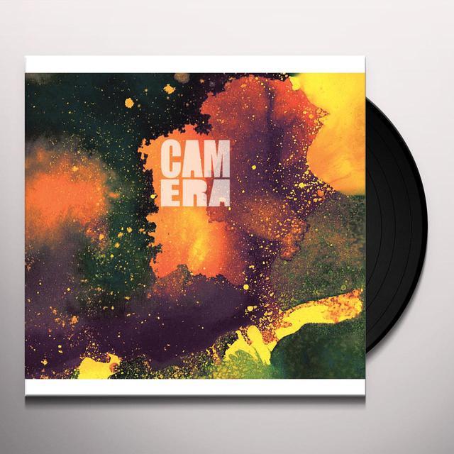 Camera RADIATE Vinyl Record