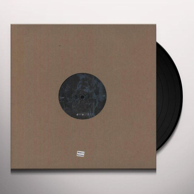 Amir Alexander OUTSIDER MUSIC (EP) Vinyl Record