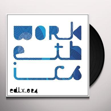 Brendon Moeller WORK ETHICS (EP) Vinyl Record