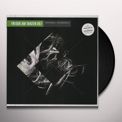 Pentatones DETERMINER (EP) Vinyl Record
