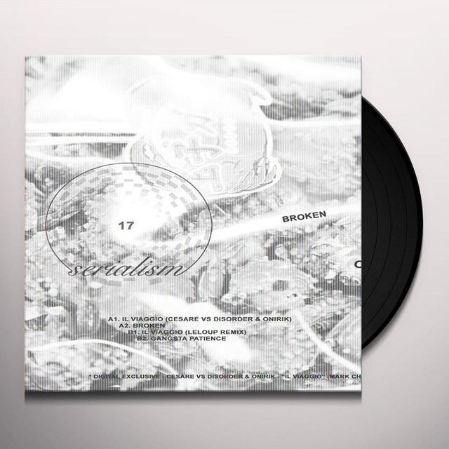 Onirik BROKEN (EP) Vinyl Record