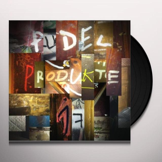 Pudel Produkte 17 / Various (Ep) PUDEL PRODUKTE 17 / VARIOUS Vinyl Record