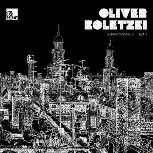 Oliver Koletzki GROSSSTADTMARCHEN 2: PART II Vinyl Record