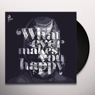 Onno WHATEVER MAKES YOU HAPPY (EP) Vinyl Record