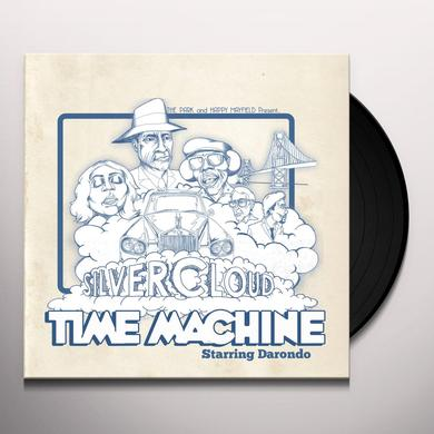 Park & Happy Mayfield SILVER CLOUD TIME MACHINE Vinyl Record