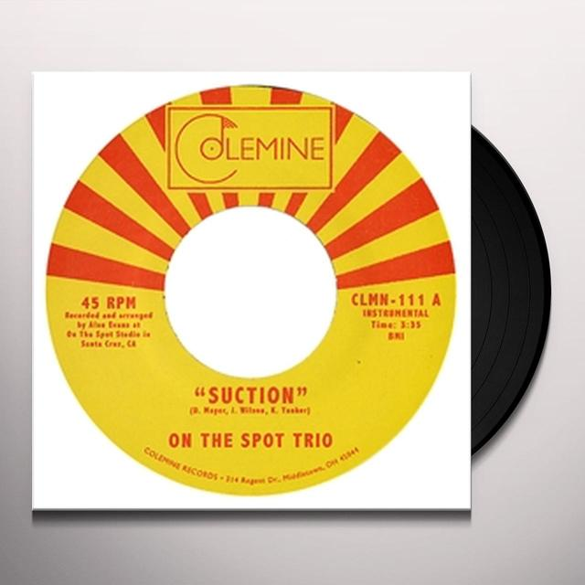 On The Spot SUCTION Vinyl Record