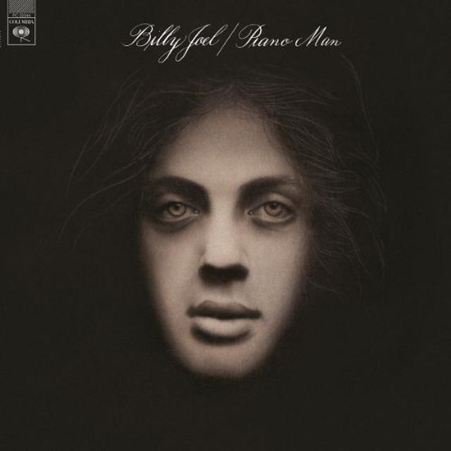 Billy Joel PIANO MAN Vinyl Record - 180 Gram Pressing