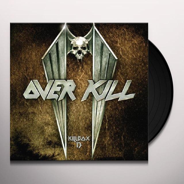 Overkill KILLBOX 13 Vinyl Record