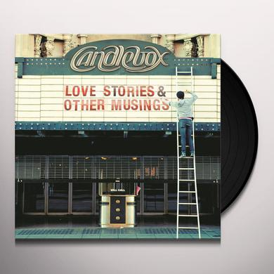 Candlebox LOVE STORIES & OTHER MUSINGS Vinyl Record