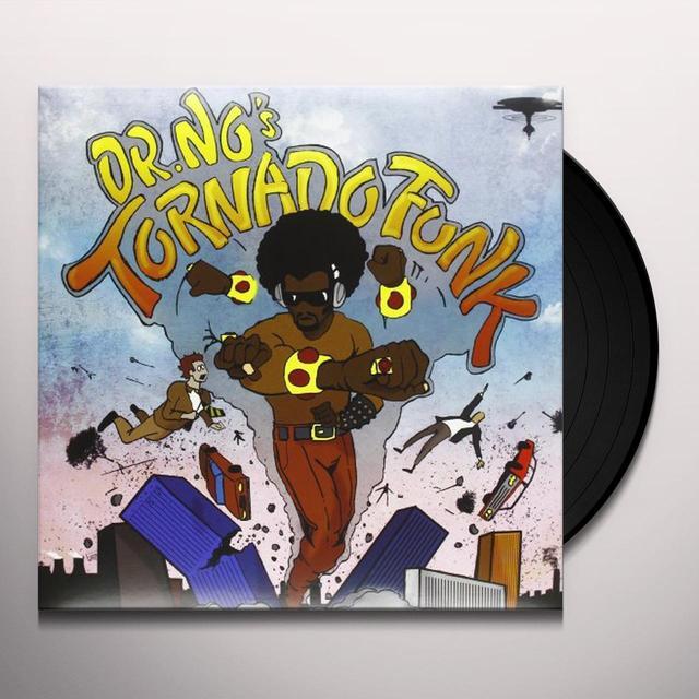 Oh No DR NO'S KALI TORNADO FUNK Vinyl Record