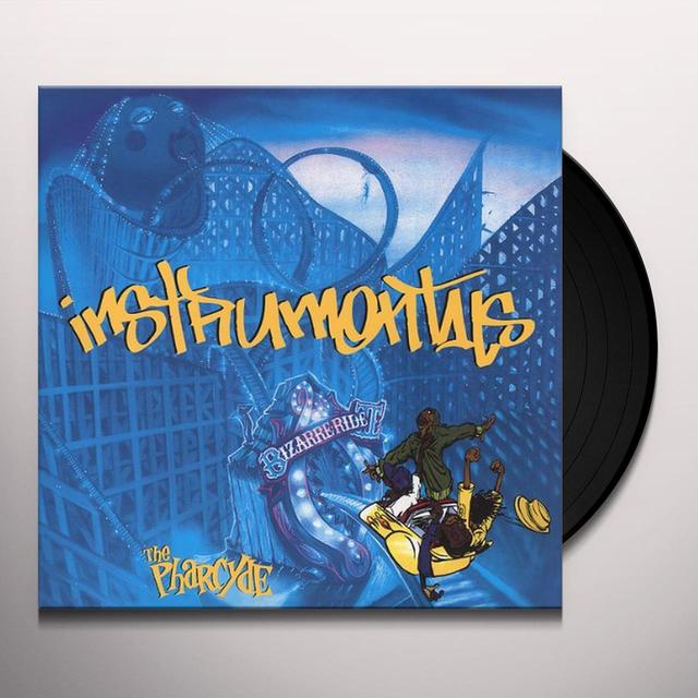 BIZARRE RIDE II THE PHARCYDE INSTRUMENTALS Vinyl Record