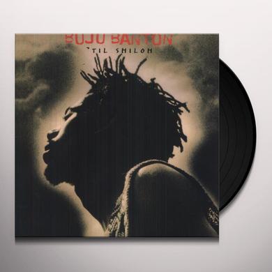 Buju Banton TIL SHILOH Vinyl Record - Reissue
