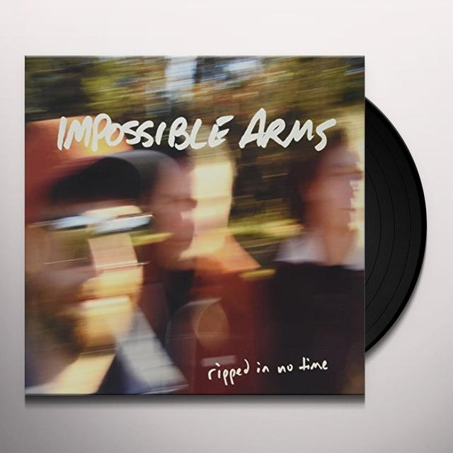 Impossible Arms RIPPED IN NO TIME Vinyl Record