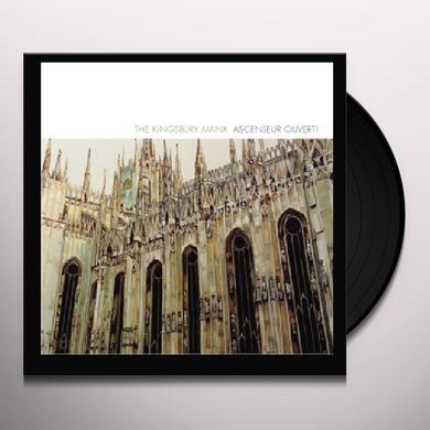Kingsbury Manx ASCENSEUR OUVERT Vinyl Record