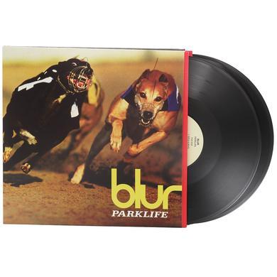 Blur PARKLIFE Vinyl Record