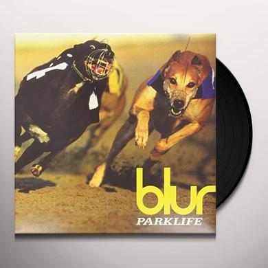 Blur PARKLIFE Vinyl Record - Limited Edition