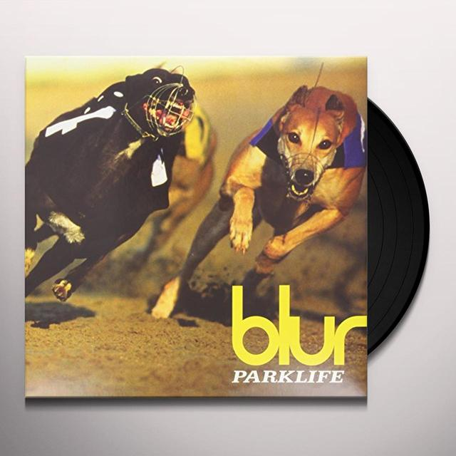 Blur PARKLIFE Vinyl Record - Limited Edition