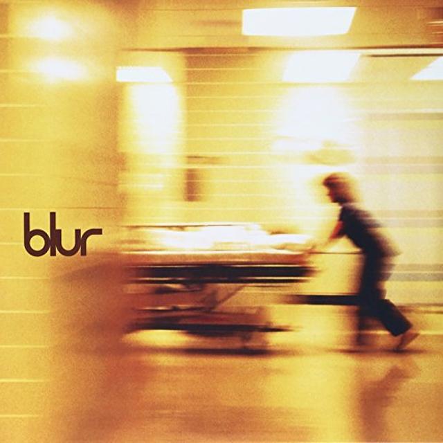BLUR Vinyl Record