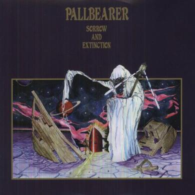 Pallbearer SORROW & EXTINCTION Vinyl Record