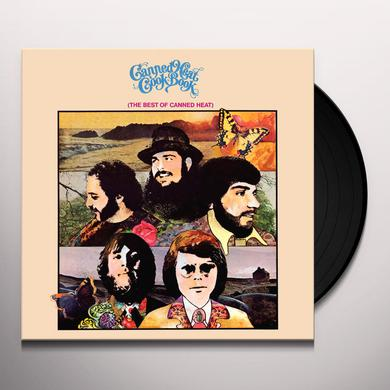 COOKBOOK / BEST OF CANNED HEAT Vinyl Record