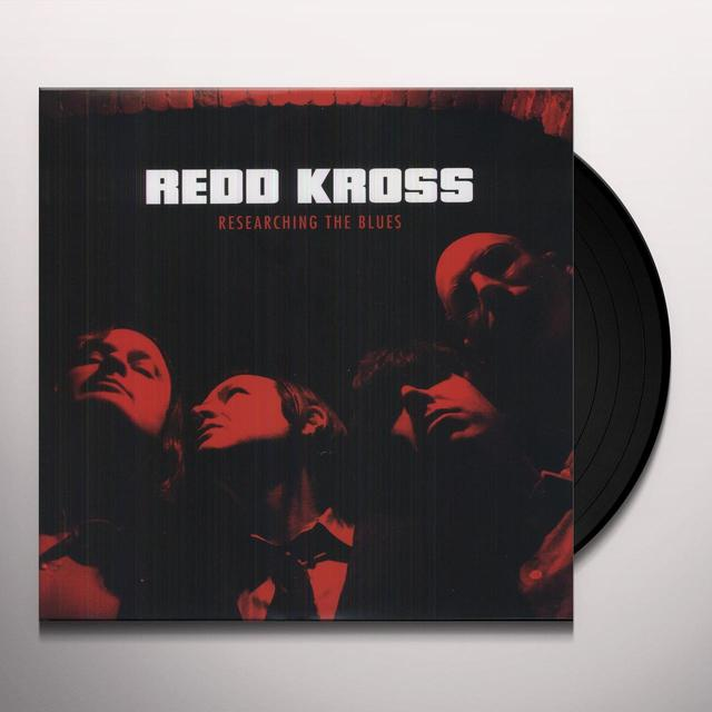 Redd Kross RESEARCHING THE BLUES Vinyl Record - MP3 Download Included