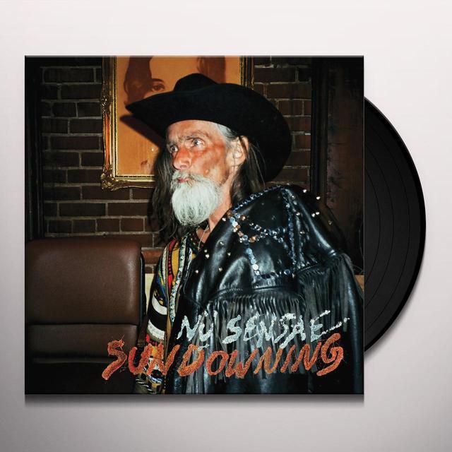 Nu Sensae SUNDOWNING Vinyl Record