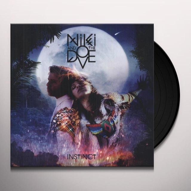 Niki & The Dove INSTINCT Vinyl Record