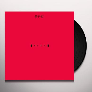 Bfg BLUE Vinyl Record - Limited Edition